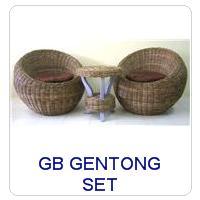 GB GENTONG SET